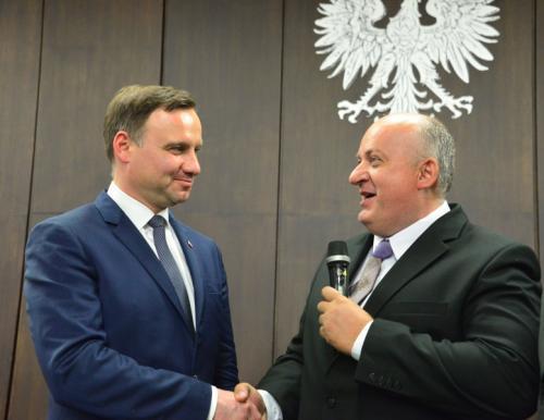 guzikiewicz i A. Duda